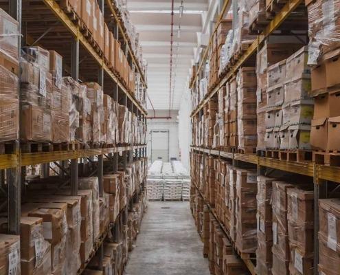 deposito magazzino bergamo trasporti AF srl Trasporti