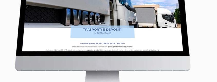 nuovo sito af trasporti bergamo