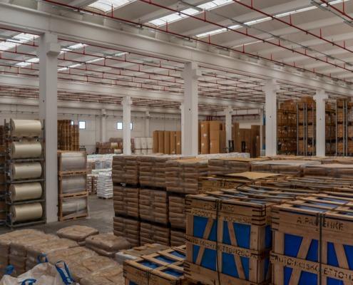 servizio deposito magazzino zanica bergamo